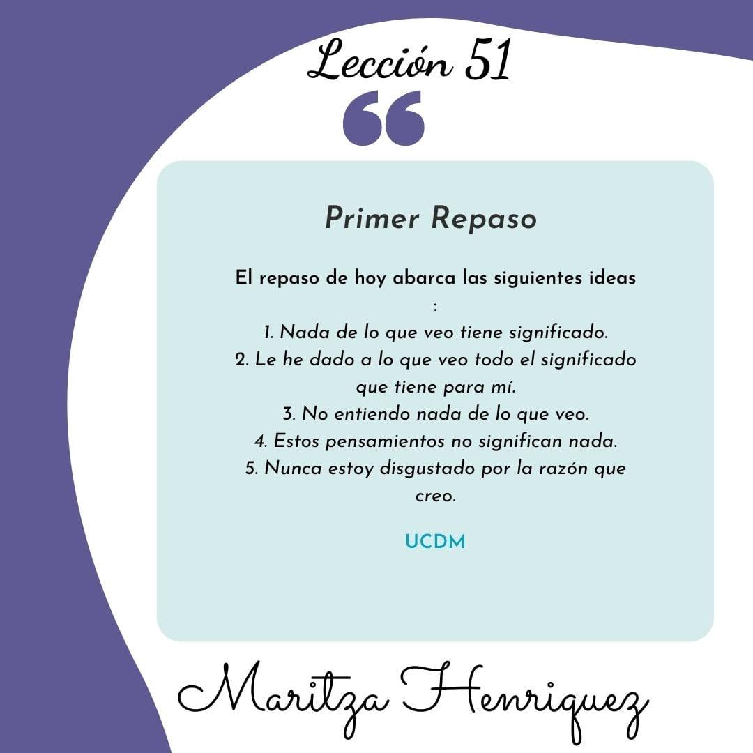 ucdm leccion 51