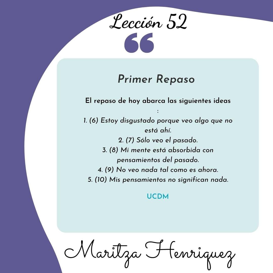 ucdm leccion 52