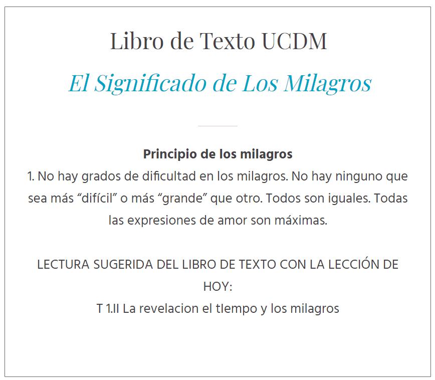 leccion 3 ucdm