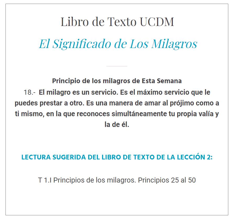 ucdm lección 2