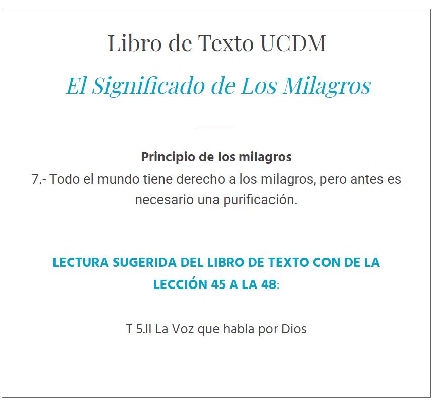 UCDM Leccion 46
